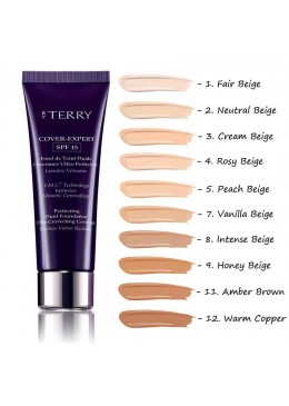 COVER EXPERT SPF15 FOND DE TEINT FLUIDE COUVRANCE ULTRA-PERFECTION N9 HONEY BEIGE